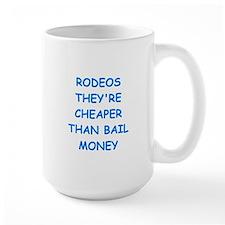 rodeo Mugs