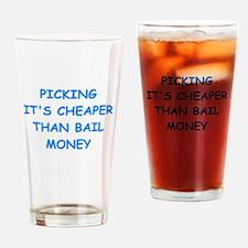 picking Drinking Glass