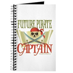 Future Pirate Captain Journal