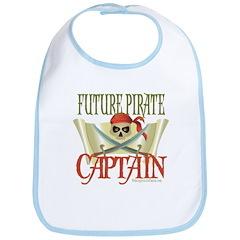 Future Pirate Captain Bib