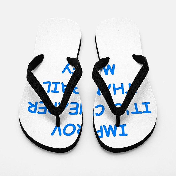 improv Flip Flops