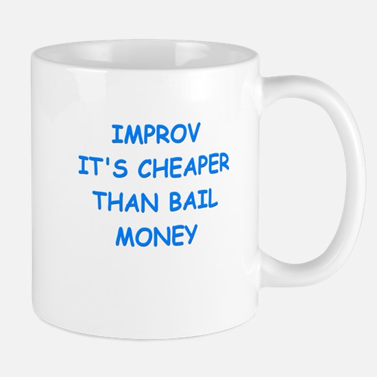 improv Mugs