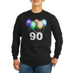 90 Long Sleeve Dark T-Shirt