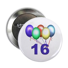 "16 2.25"" Button (100 pack)"