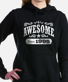 Awesome Since 1995 Women's Hooded Sweatshirt