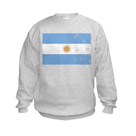 Vintage Argentina Kids Sweatshirt