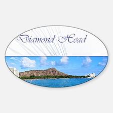 Honolulu - Hawaii Decal