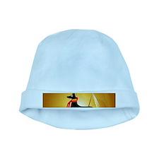 Anubis baby hat