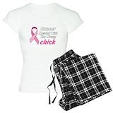 Fight like a girl survivor T-Shirt / Pajams Pants