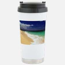 Hawaii - Sunset Beach Travel Mug