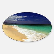 Hawaii - Sunset Beach Decal