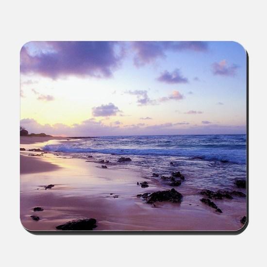 Hawaii - Sandy Beach -2 Mousepad
