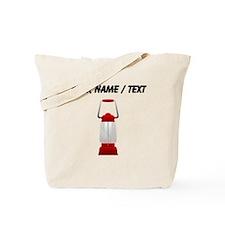 Custom Lantern Tote Bag