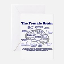 The Thinking Woman's Greeting Cards (Pk of 10)