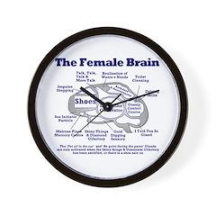 The Thinking Woman's Wall Clock