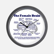 The Thinking Woman's Wall Clock