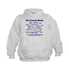 The Thinking Woman's Hoodie