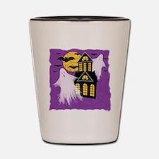 Spooky Shot Glass