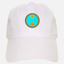 MUSCOGEE CREEK NATION Baseball Baseball Cap
