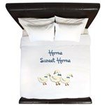 Home Sweet Home King Duvet