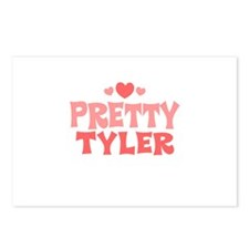 Tyler Postcards (Package of 8)