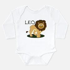 Leo Horoscope Body Suit