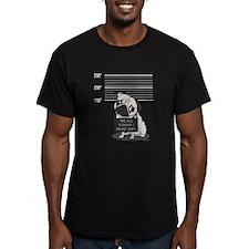Pugshot: Pug Mugshot T-Shirt