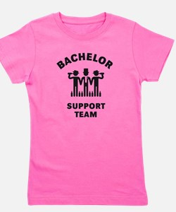 Cute Bachelor party Girl's Tee