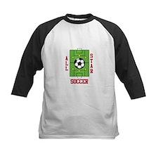 All Star Soccer Baseball Jersey