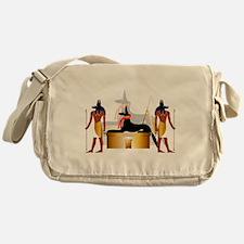 Unique Jackal Messenger Bag