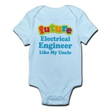 Electrical Engineer Body Suit