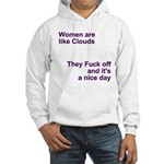 Have a Nice Day with this Hooded Sweatshirt