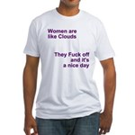 Have a Nice Day with this Fitted T-Shirt