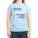 Have a Nice Day with this Women's Light T-Shirt
