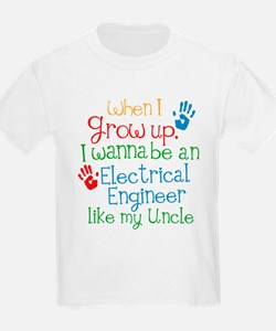 Future Electrical Engineer T-Shirt