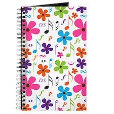Music Flowered Design Journal