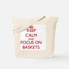 Cute Cradle Tote Bag