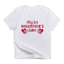 Baby's First Valentine's Day Infant T-Shirt