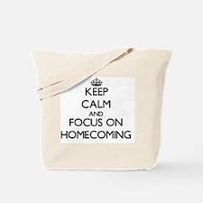 Cute Homecoming Tote Bag