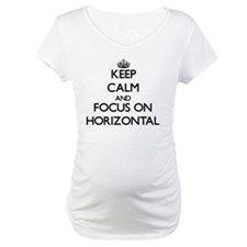 Keep Calm and focus on Horizontal Shirt