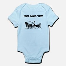 Custom Horse And Carriage Body Suit