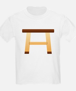 Wooden Stool T-Shirt