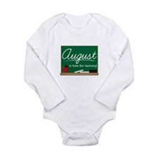 August Learning Body Suit