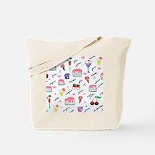 CREME FRAICHE Tote Bag