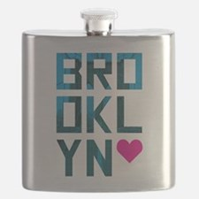 Cute Times square new york city Flask