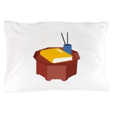 Table Pencil Booklet Pillow Case