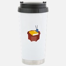 Table Pencil Booklet Travel Mug