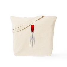 Gardening Fork Tote Bag