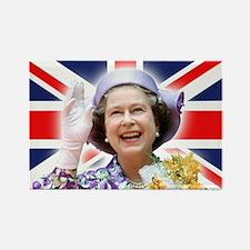 HM Queen Elizabeth II Magnets