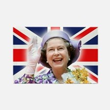 HM Queen Elizabeth II Magnets